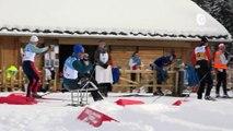 Reportage - Championnat de Ski Nordique handisport