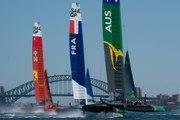 SAIL GP - Deuxième journée de l'étape de Sydney
