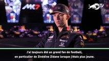 """Red Bull - Gasly, """"grand fan"""" de Zidane"""