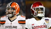 Burleson on Mayfield and Murray comparison: They 'parallel' each other