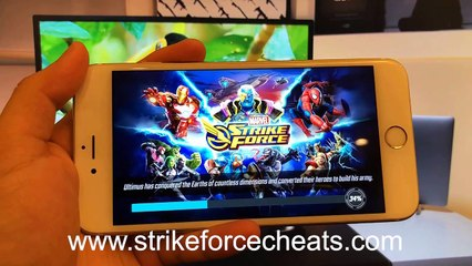 Marvel Strike Force Hack - Power Cores and Gold Cheats 2019