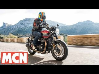 Triumph Speed Twin | First Ride | Motorcyclenews.com