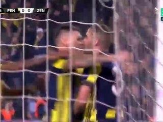 EL : Slimani retrouve le chemin des filets vs Zenit