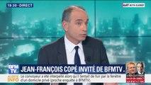 """Jean-François Copé (LR) sur les violences dans les manifestations de gilets jaunes: """"C'est une menace directe pour la démocratie"""""""