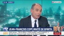 """Pour Jean-François Copé (LR), revenir sur le non-cumul des mandats """"est une évidence"""""""