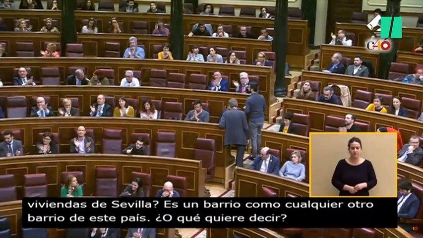"""Ana Oramas, de Coalición Canaria, a la ministra Montero: """"Esto no son las 3.000 viviendas de Sevilla"""""""