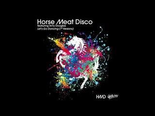 """Horse Meat Disco feat. Amy Douglas - 'Let's Go Dancing' (7"""" Version)"""