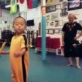 Cet enfant de 7 ans est le futur Bruce Lee