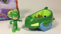 PJ Masks Gekko's Gekko Mobile Vehicle - Unboxing Demo Review Keith's Toy Box