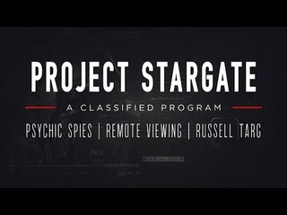 Inside The CIA's Remote Viewing Program: Project Stargate   Psychic Spies Documentary