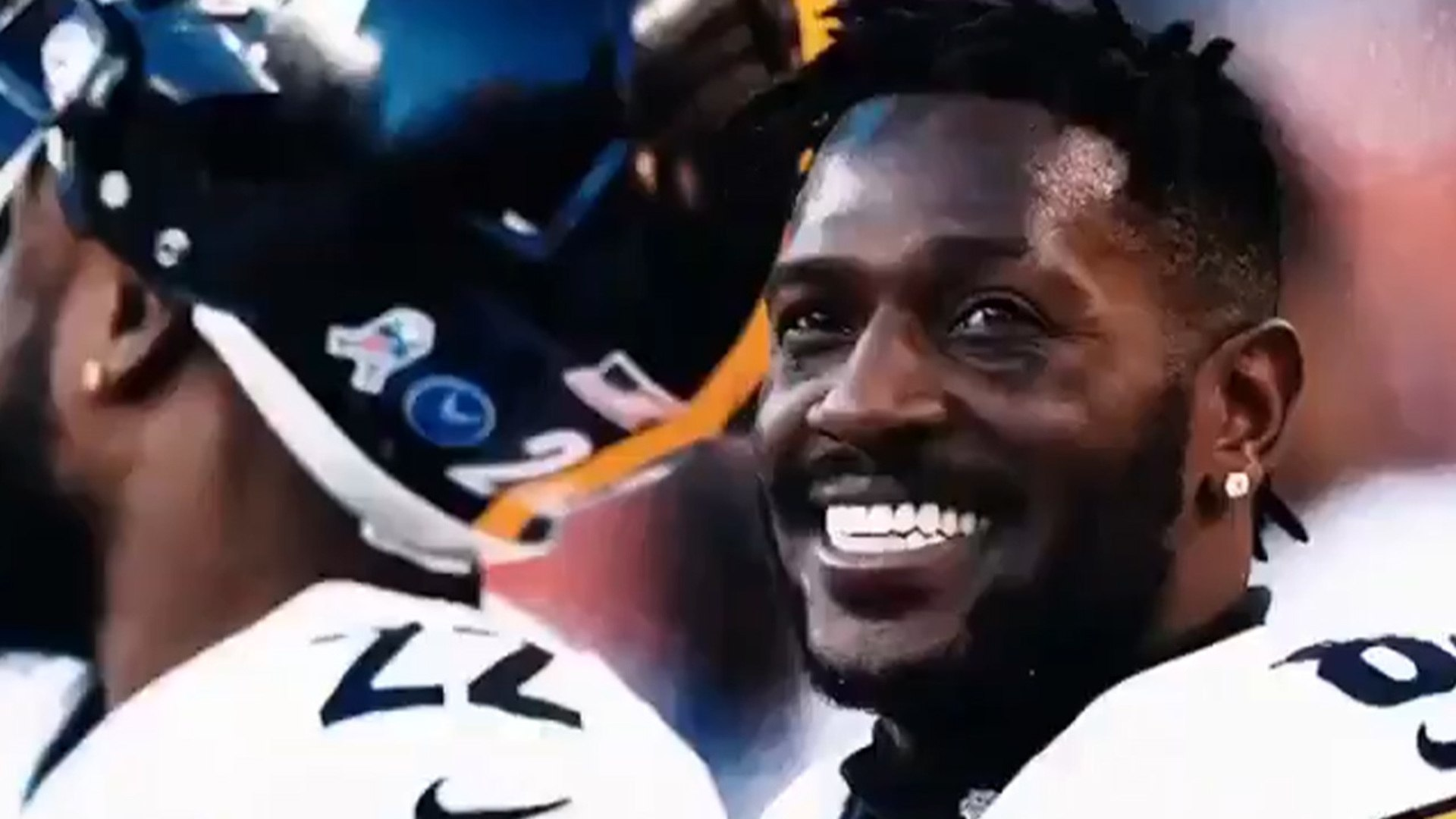 NFL Players Recruiting Antonio Brown After He OFFICIALLY Says Goodbye To The Steelers