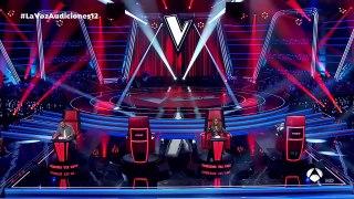 La Voz Espana 2019 Programa 12 Ultimas Audiciones a Ciegas P