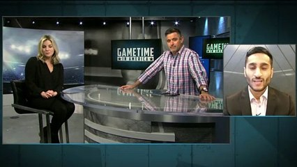 Shams Charania Weighs In on Kyrie Irving's Free Agency After His Latest Injury