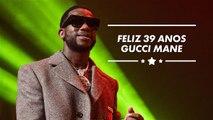 Gucci Mane: Do fundo do poço para #VenciNaVida