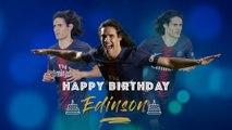 Joyeux anniversaire Edinson Cavani