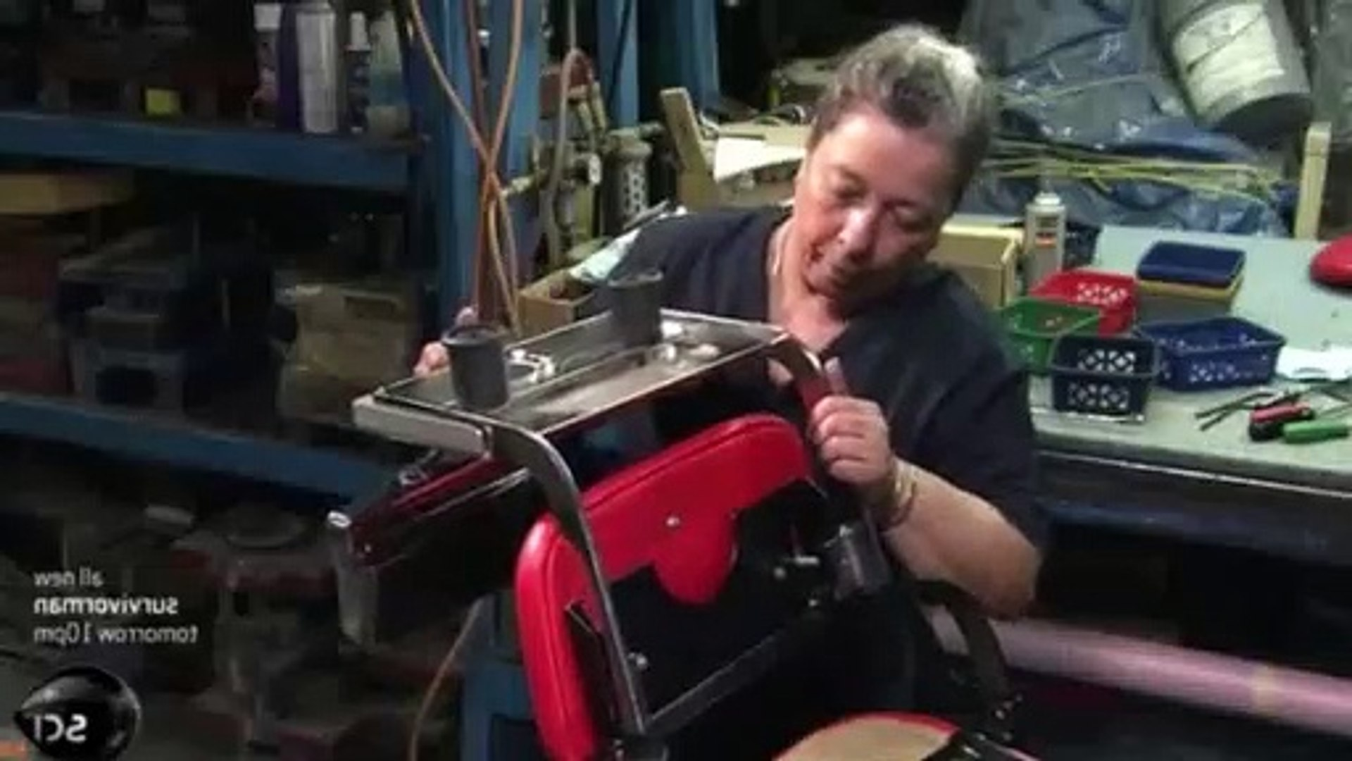 How Its Made Season 21 Episode 12 Barber Chairs Sewage Pumps Bimini Boat Tops Diesel Filters