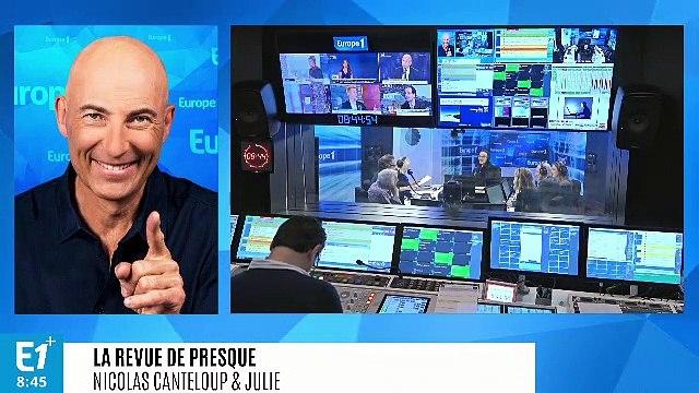 """Nicolas Sarkozy réagit à la polémique autour de la Ligue du LOL : """"Mediapart m'a harcelé ! En taule Plenel !"""" (Canteloup)"""