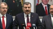 Sağlık Bakanı Fahrettin Koca:'Avrupa'nın en büyük, dünyanın 3. büyük hastanesi hasta kabulüne başladı'