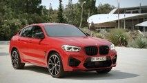 Le nouveau BMW X4 M Competition