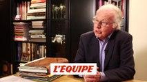 Gérard Ernault raconte la carrière de Jacques Ferran à L'Équipe et France Football - Foot - Disparition