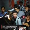 Maria Ressa arrested for cyber libel