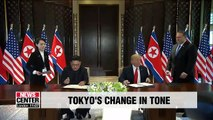 Japanese PM says he should be next to meet with Kim Jong-un