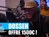 Dosseh offre 1500¤ à un auditeur ! #MorningDeDifool