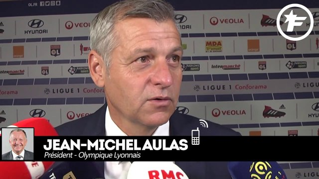 OL : Jean-Michel Aulas expose ses conditions pour la prolongation de Bruno Génésio