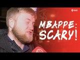 MBAPPE: SCARY! Manchester United 0-2 PSG Paris Saint-Germain