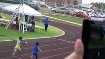 A 7 ans, le chouchou de LeBron James court le 100m en 13 secondes !