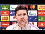 Mauricio Pochettino Pre-Match Press Conference - Tottenham v Borussia Dortmund - Champions League
