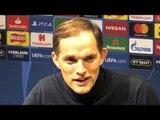Manchester United 0-2 PSG - Thomas Tuchel Full Post Match Press Conference - Champions League