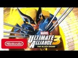 MARVEL ULTIMATE ALLIANCE 3  (FIRST LOOK - The Black Order Trailer NEW) Nintendo Switch HD 60FPS