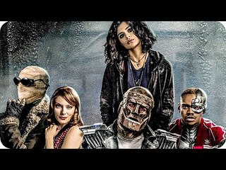 DOOM PATROL Trailer 2 (2019) DC Universe Series