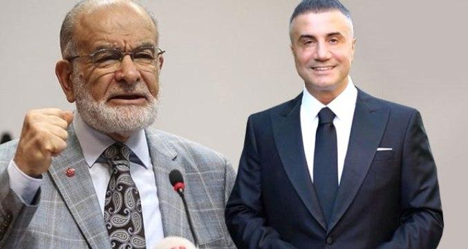 Sedat Peker, Video Çekerek Temel Karamollaoğlu'na Yanıt Verdi