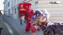 VIDEO. Le Nouvel an chinois fêté au pied de la NR à Blois