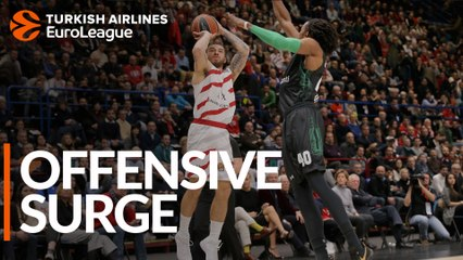 Season so far: Offensive surge