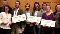 """Le projet """"Migrants et vignerons, un travail pour tous"""" remporte le concours Tomorrow Wine !"""