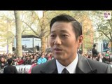 Sung Kang Interview Fast & Furious 6 World Premiere