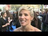 Elsa Pataky Interview Fast & Furious 6 World Premiere