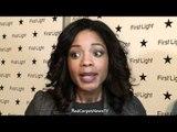 Naomie Harris Interview - Skyfall -  First Light Awards 2012