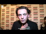 Jamie Campbell Bower Interview - Twilight Breaking Dawn Part 2