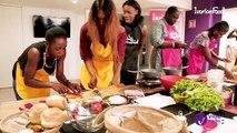 Les animateurs de Vibe Radio se transforment en chefs cuisiniers