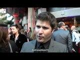Director Jonathan Liebesman Interview - Wrath Of The Titans European Premiere
