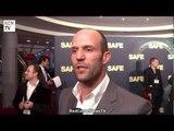 Jason Statham Interview - Safe European Premiere