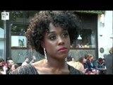 Lashana Lynch Interview - Fast Girls World Premiere