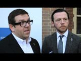 Simon Pegg & Nick Frost Interview - The World's End & The Power of Cinema