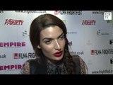 Tonia Sotiropolou Interview - Berberian Sound Studio & Skyfall - FrightFest 2012