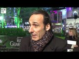 Rise Of The Guardians UK Premiere Interviews