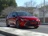 Essai Toyota Corolla Hybride (2019)